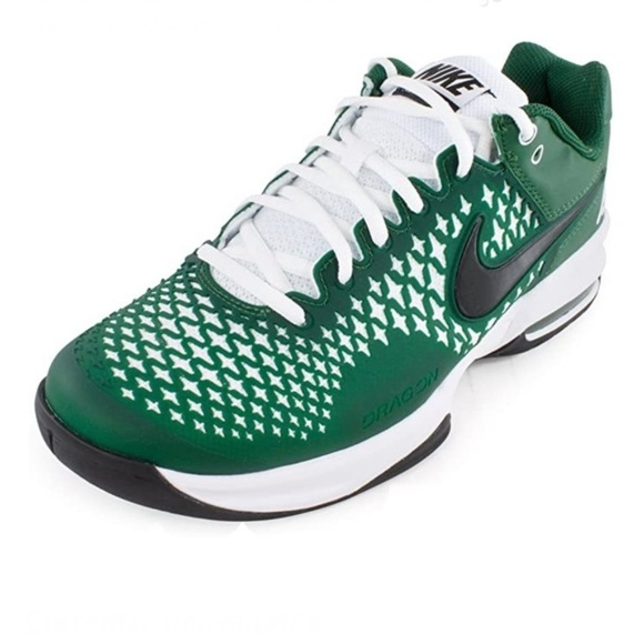 Nike Air Max Cage, Men's Tennis Shoe Gorge Size 8